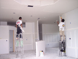 local-records-office-Drywall-diy-sheetrock-construction