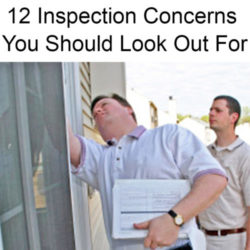 12 Red Flags That Should Raise Concern on Inspection