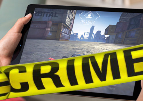 Tablet's tracking device leads Los Angeles County man straight to car thief