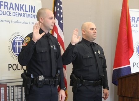 Want to become a police officer? Williamson County is hiring - Local Records Office