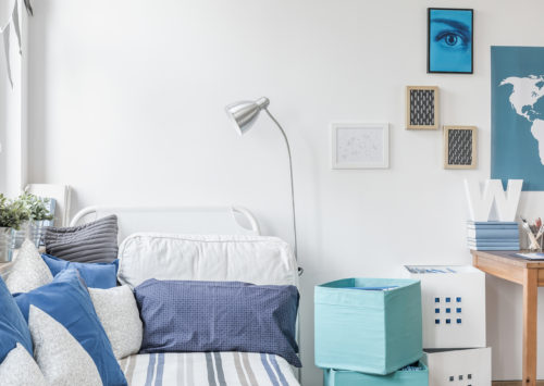 10 Small Apartment Storage Ideas to Optimize Your Rental Space