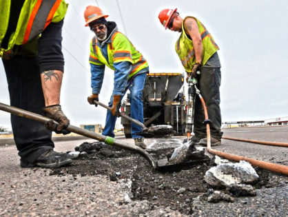 Over 50 Jackson streets to be paved through emergency interlocal agreement (VIDEO and List)