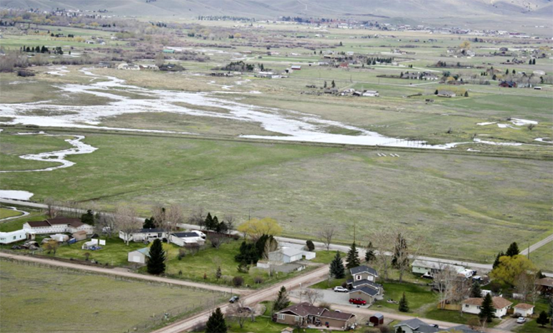 BREAKING: Lewis and Clark County State of Emergency Declared Due to Helena Valley Flooding