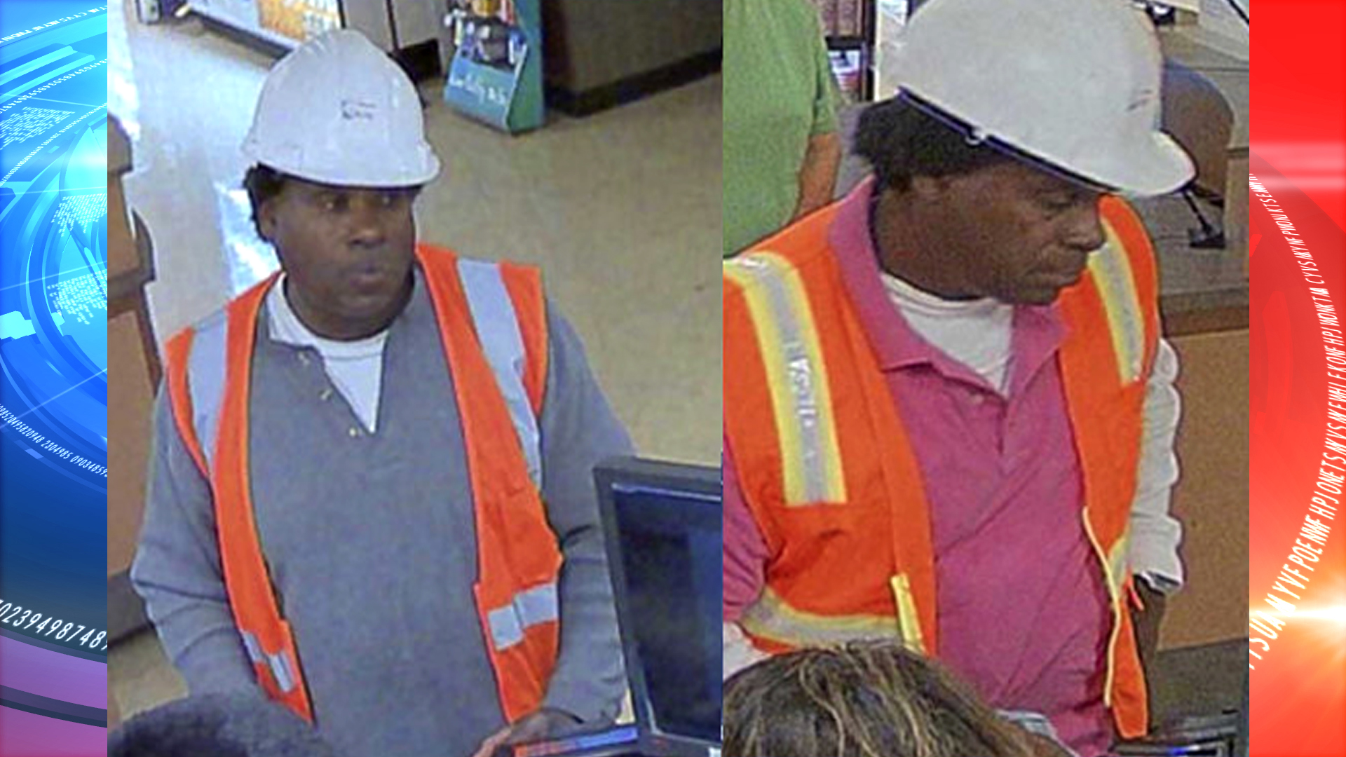 Man in construction worker disguise suspected in 10 of San Diego burglaries