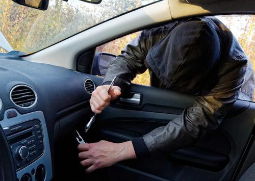 Top 10 most stolen cars in Denver