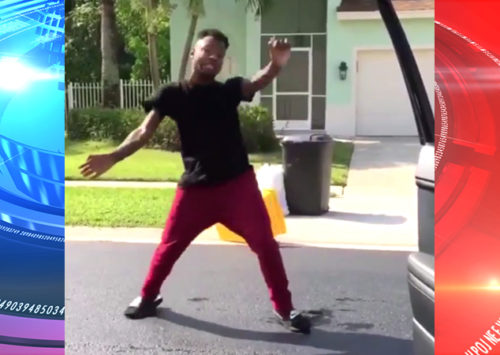 Kiki Challenge Gone Wrong: Man gets hit by car doing the 'In my Feelings' challenge
