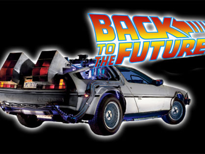 Original 'Back To The Future' Delorean To Be Auctioned At Volo Auto Museum