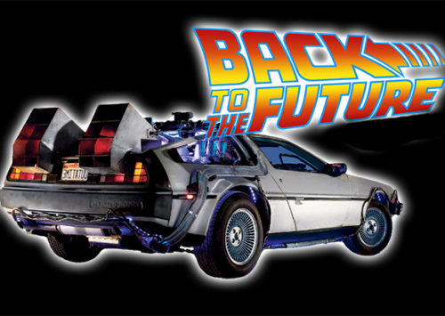 Original 'Back To The Future' Delorean To Be Auctioned At Volo Auto Museum