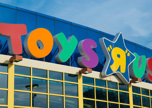 Toys 'R' Us to make a come back in California and across the country now that bankruptcy auction has been canceled
