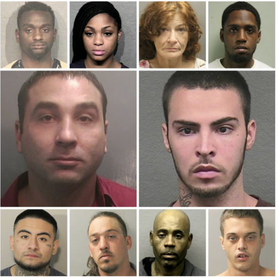 Crime Stoppers Offers A Reward For Houston's Top 10 Fugitives: Crimes Vary From Murder, Aggravated Sexual Assault of Child to Theft