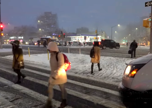 Snow Advisory Issued, Forecasters Now Warn 5 Inches Could Hit NYC
