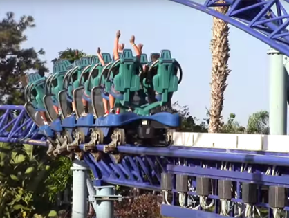 "SeaWorld San Diego to debut ""Mako"" California's tallest, fastest, and longest dive roller coaster in 2020"