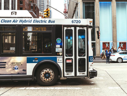 A large portion of NY public transportation riders don't pay for the service, says NYCT President Andy Byford