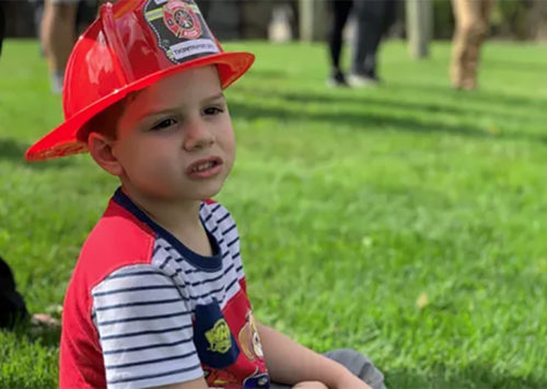 4-year-old boy killed by pit bull, mother hospitalized