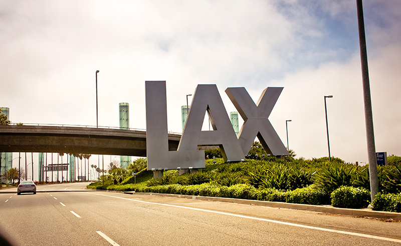 LAX Airport will stop allowing taxis, Uber and Lyft drivers to pick up travelers curbside