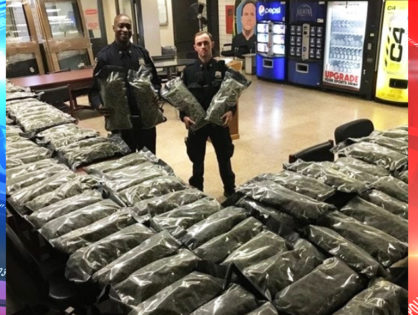 Law enforcement busted a 100 lbs shipment of marijuana, owner says it's legal cannabis