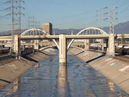 Cyclist was found shot to death on the Los Angeles River bike path