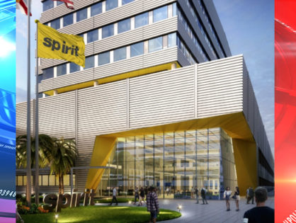 Spirit Airlines plans to add 255 jobs at the new Florida-based building
