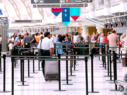 ATL comes in second place as the airport with the most flight delays