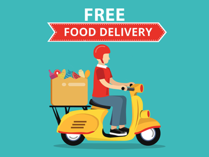 FREE food delivery for Los Angeles residents