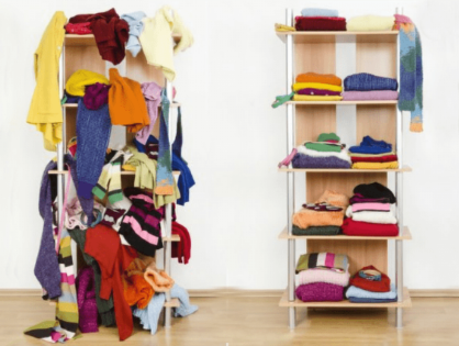 5 Ways to Organize a Cluttered Home and Garage (VIDEO)